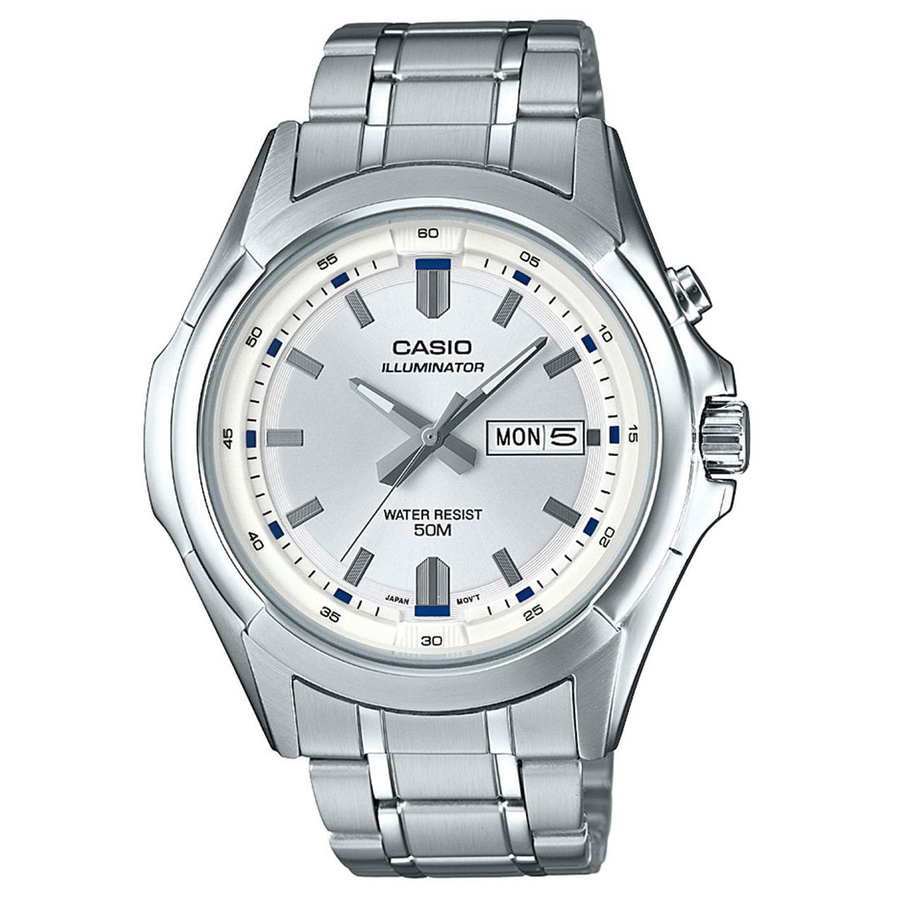 ساعت مچی عقربه ای مردانه کاسیو مدل MTP-E205D-7AVDF