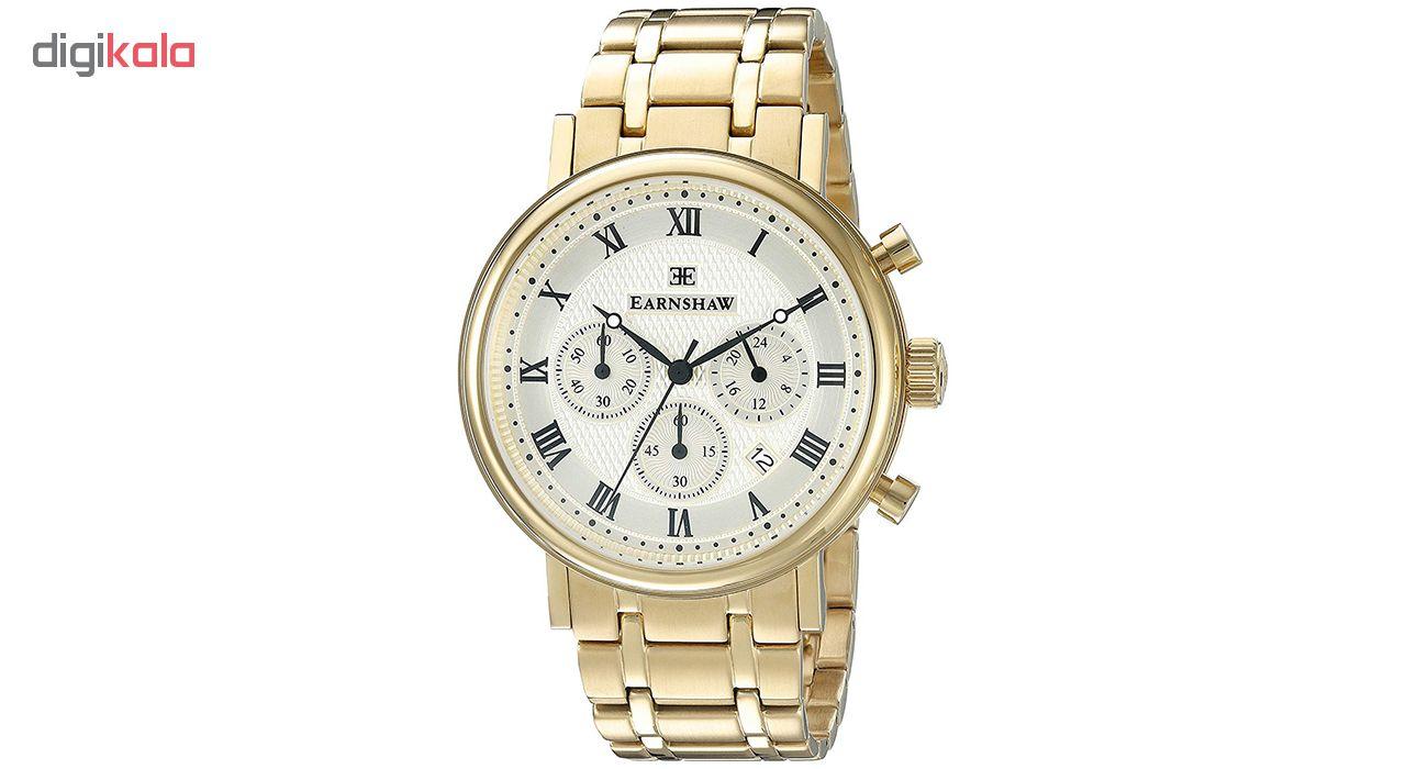 خرید ساعت مچی عقربه ای مردانه ارنشا مدل ES-8051-22