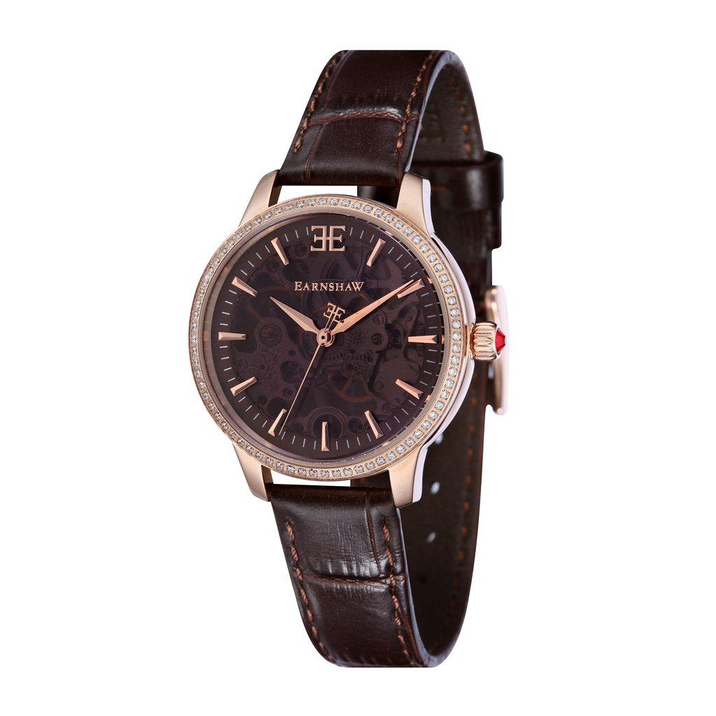 ساعت مچی عقربه ای زنانه ارنشا مدل ES-8056-03 12