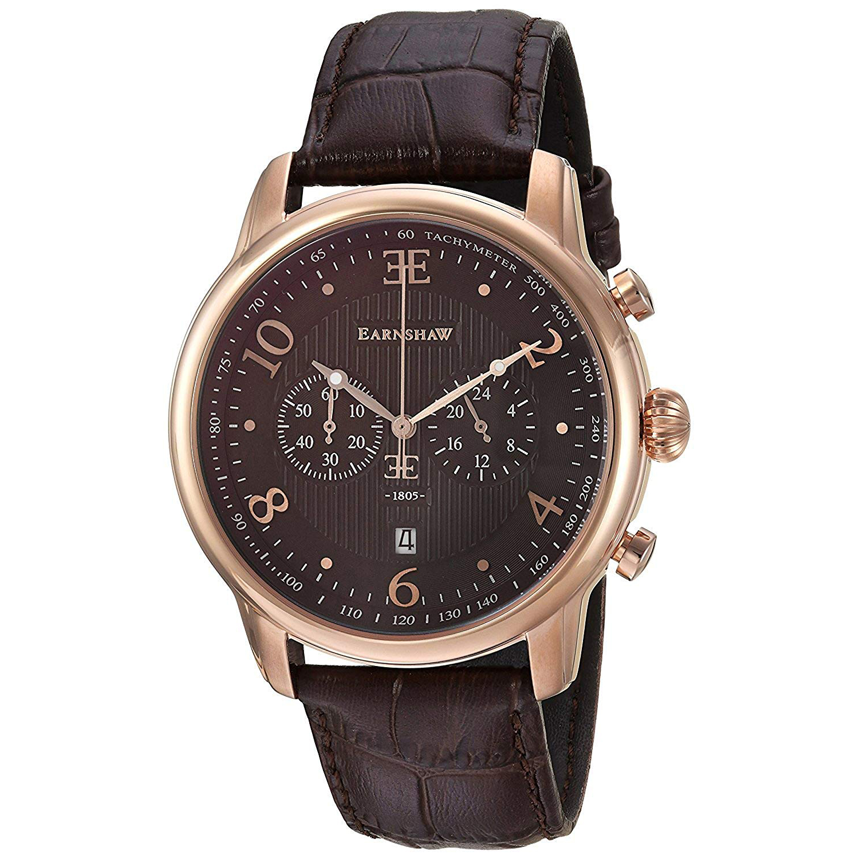 ساعت مچی عقربه ای مردانه ارنشا مدل ES-8058-02