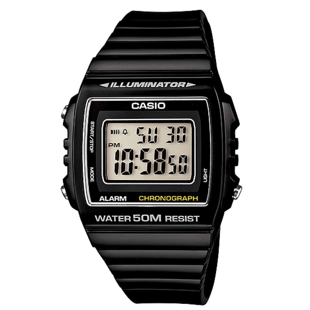 ساعت مچی دیجیتال کاسیو مدل W-215H-1AVDF