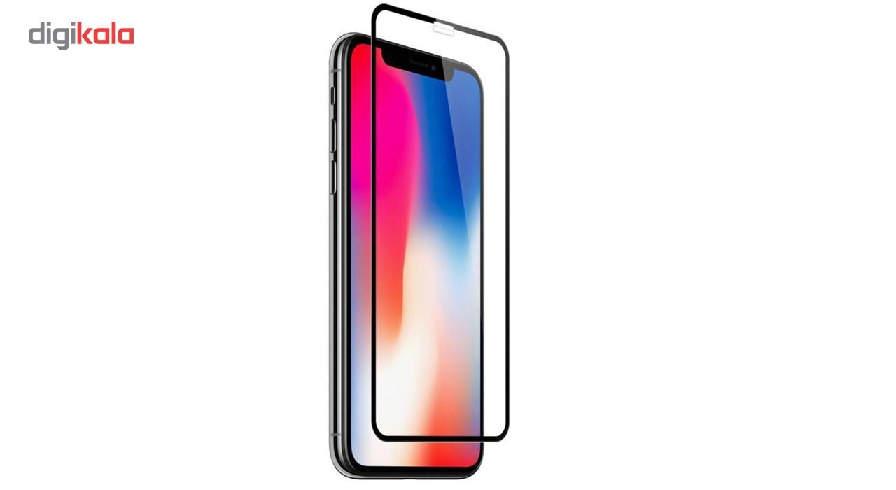 محافظ صفحه نمایش شیشه ای جی سی پال مناسب برای گوشی موبایل اپل آیفون ایکس/10 main 1 4