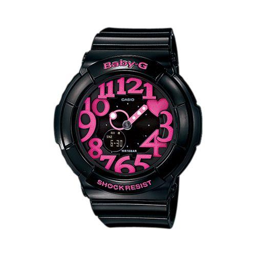 ساعت مچی عقربه ای زنانه کاسیو مدل BGA-130-1BDR