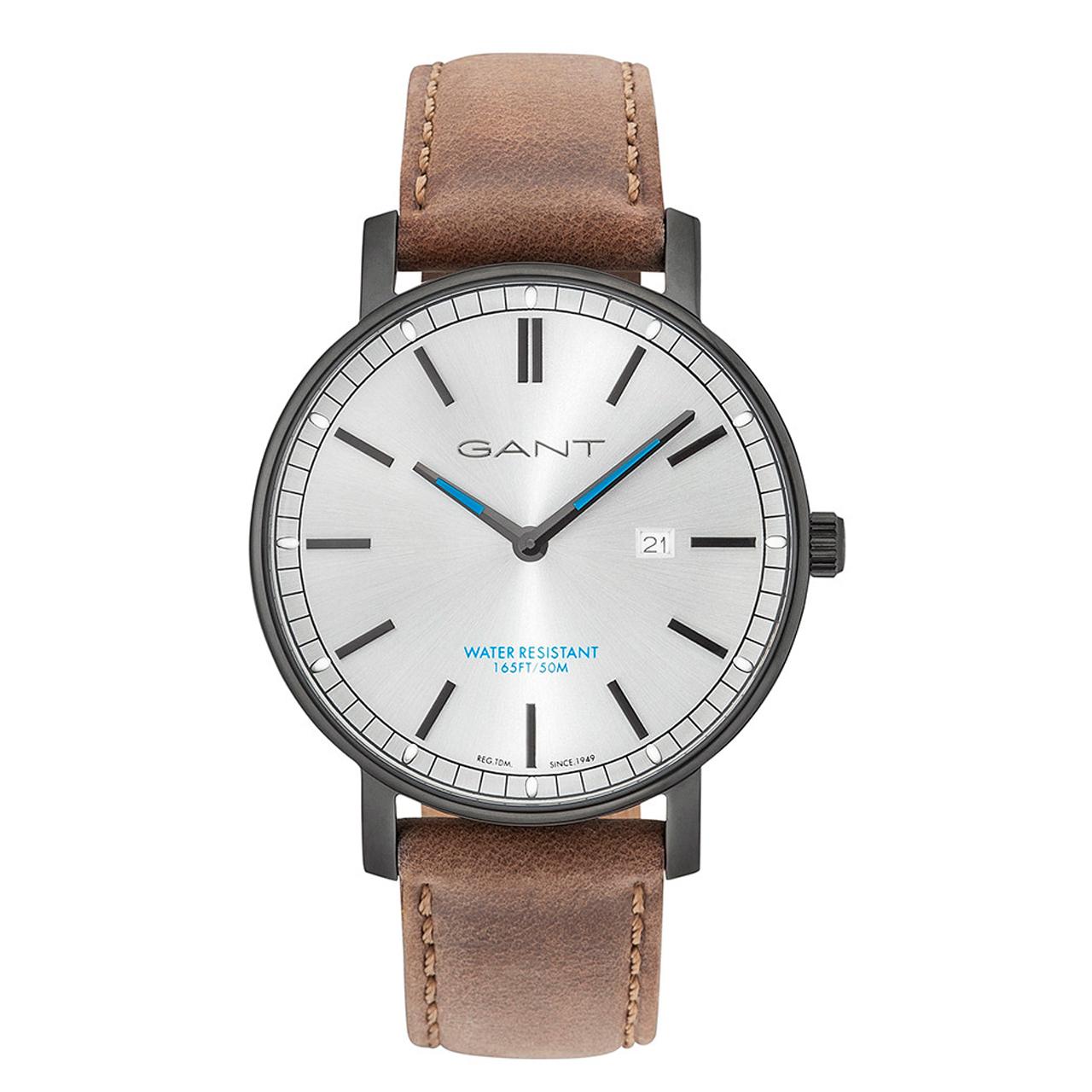 ساعت مچی عقربه ای مردانه گنت مدل GW006020