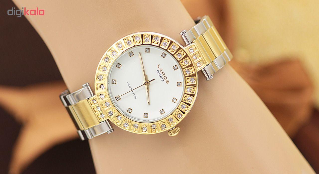 ساعت زنانه برند لاروس مدل LR1859