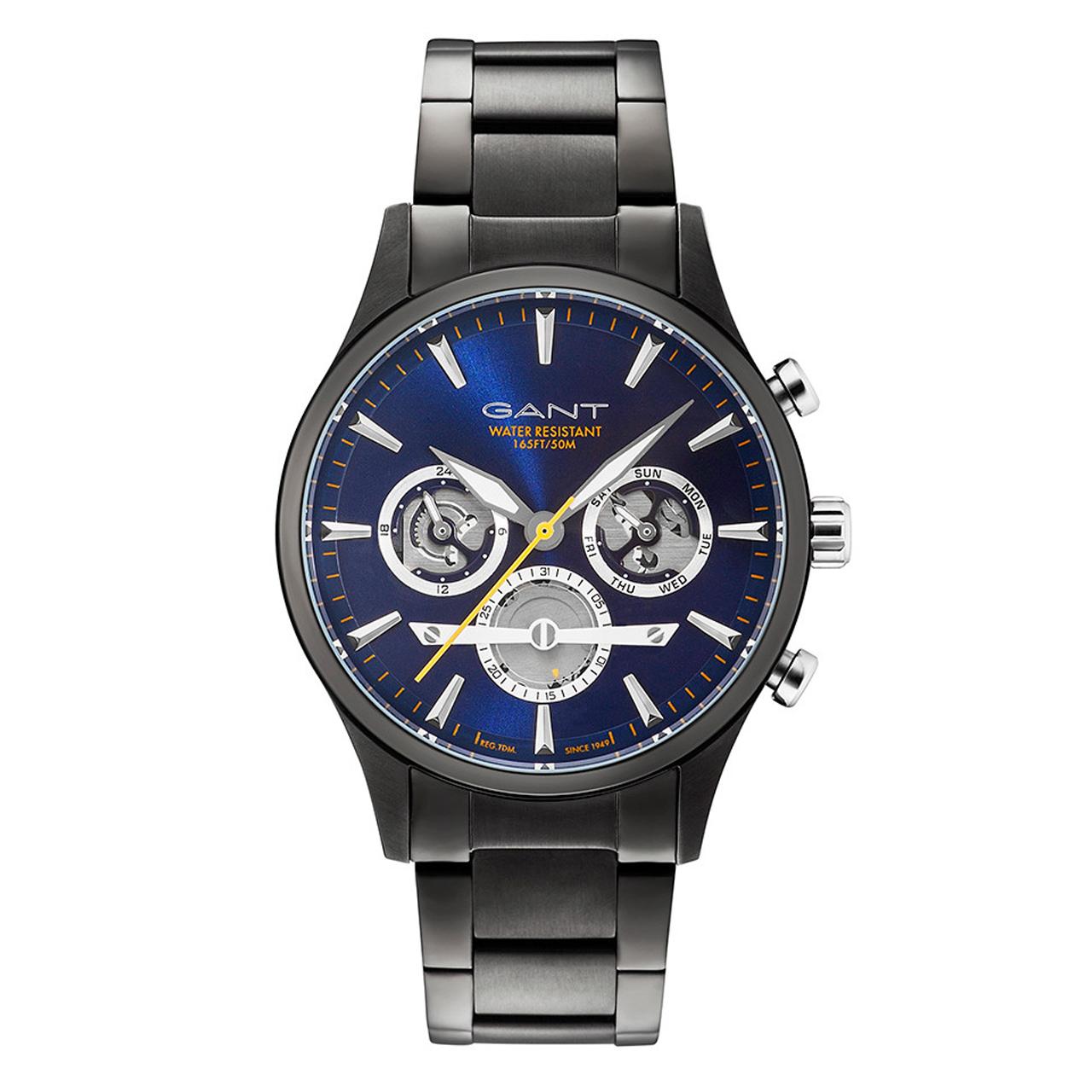 ساعت مچی عقربه ای مردانه گنت مدل GW005018