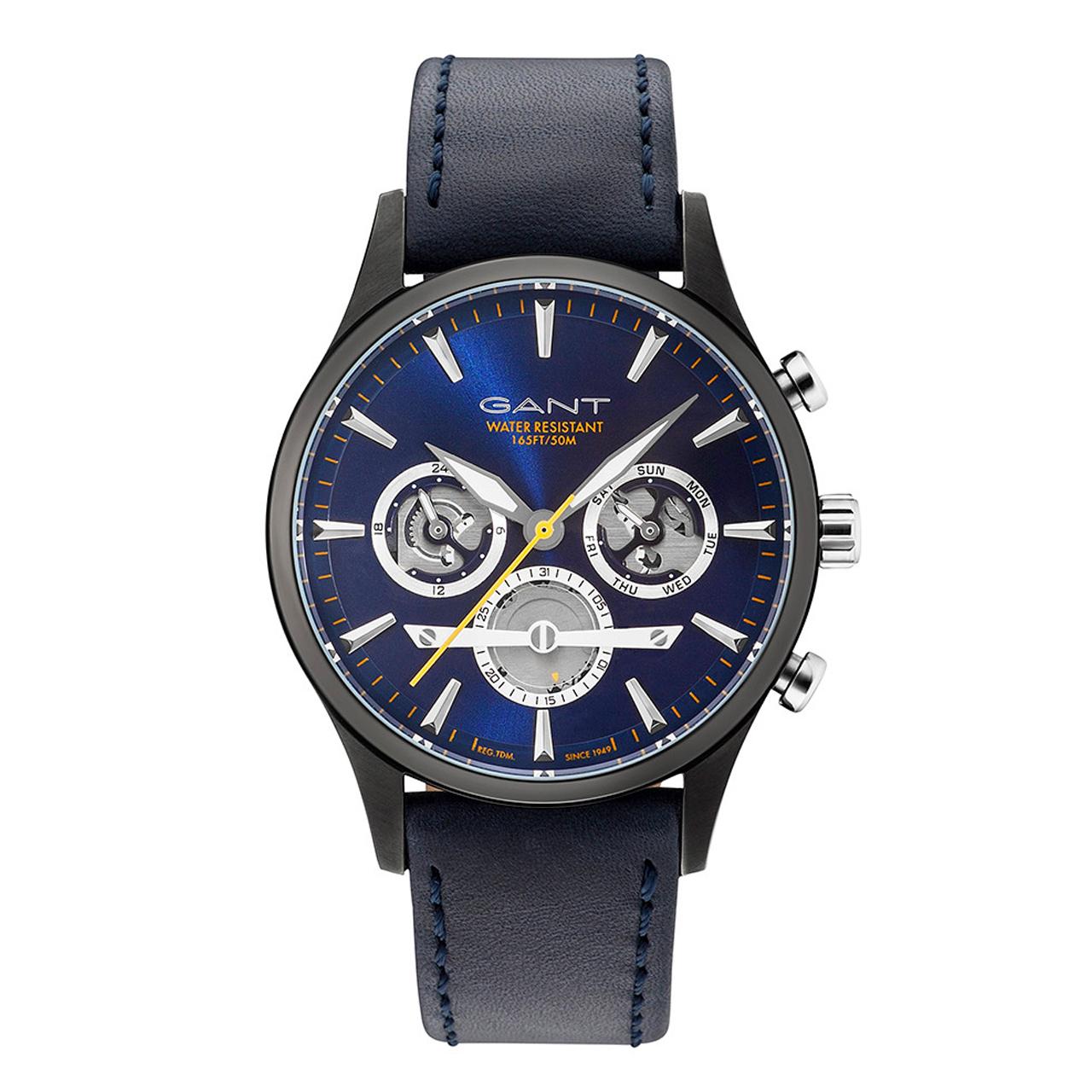 ساعت مچی عقربه ای مردانه گنت مدل GW005015 52
