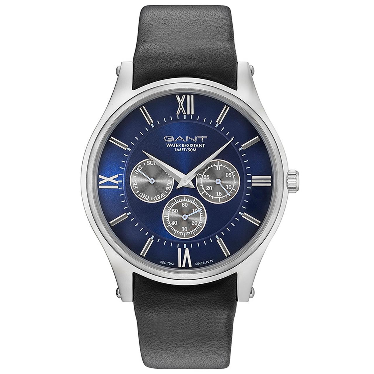 ساعت مچی عقربه ای مردانه گنت مدل GW001018