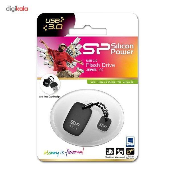 فلش مموری USB 3.0 سیلیکون پاور مدل Jewel J07 ظرفیت 64 گیگابایت main 1 6