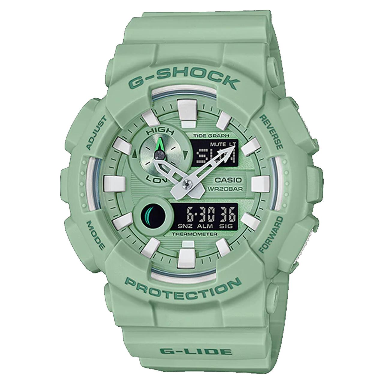 ساعت مچی دیجیتالی مردانه کاسیو GAX-100CSB-3ADR 25