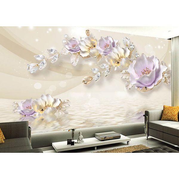 پوستر دیواری سه بعدی وال کینگ سری لوکس کد WK-LUX1-012