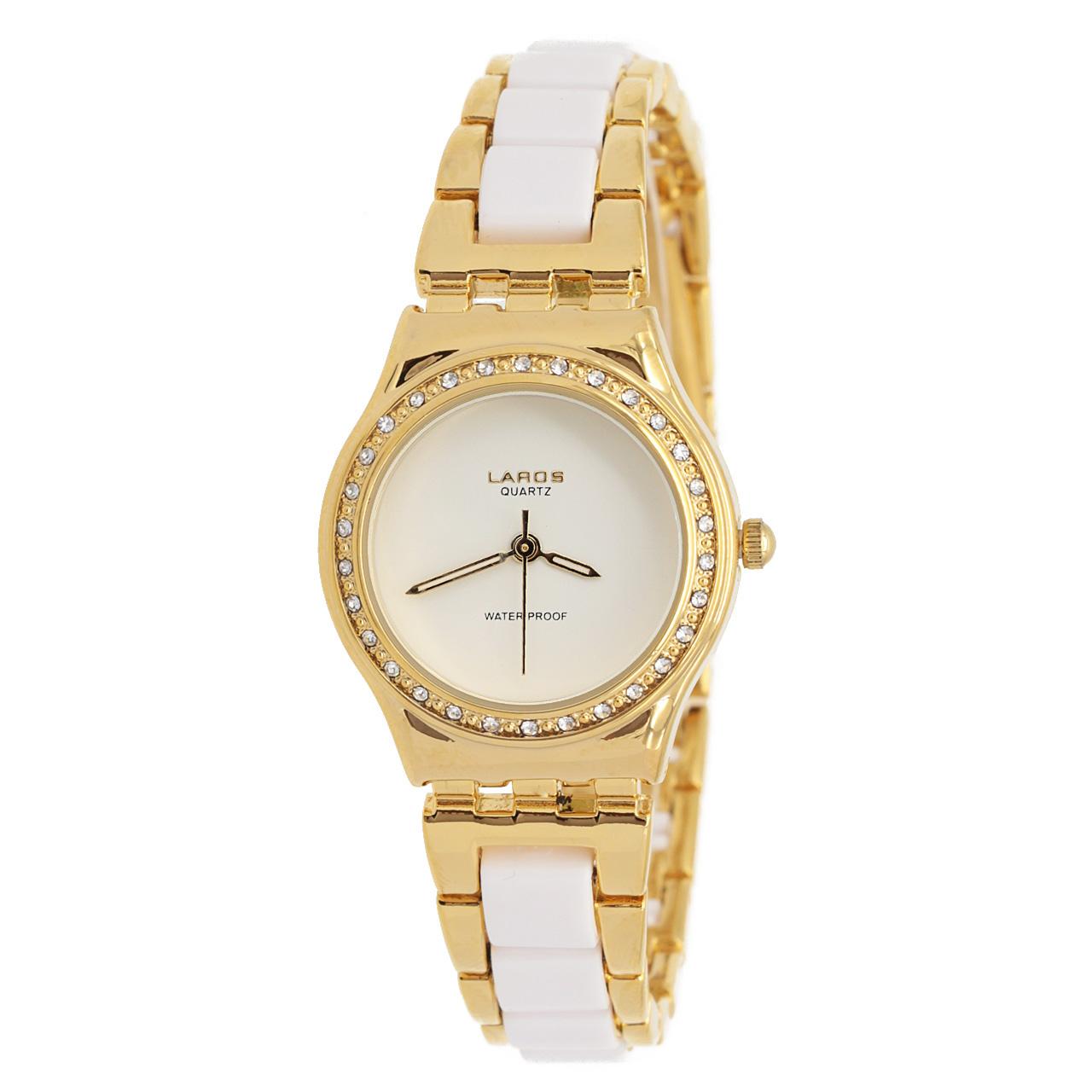 ساعت زنانه برند لاروس مدل LR1869