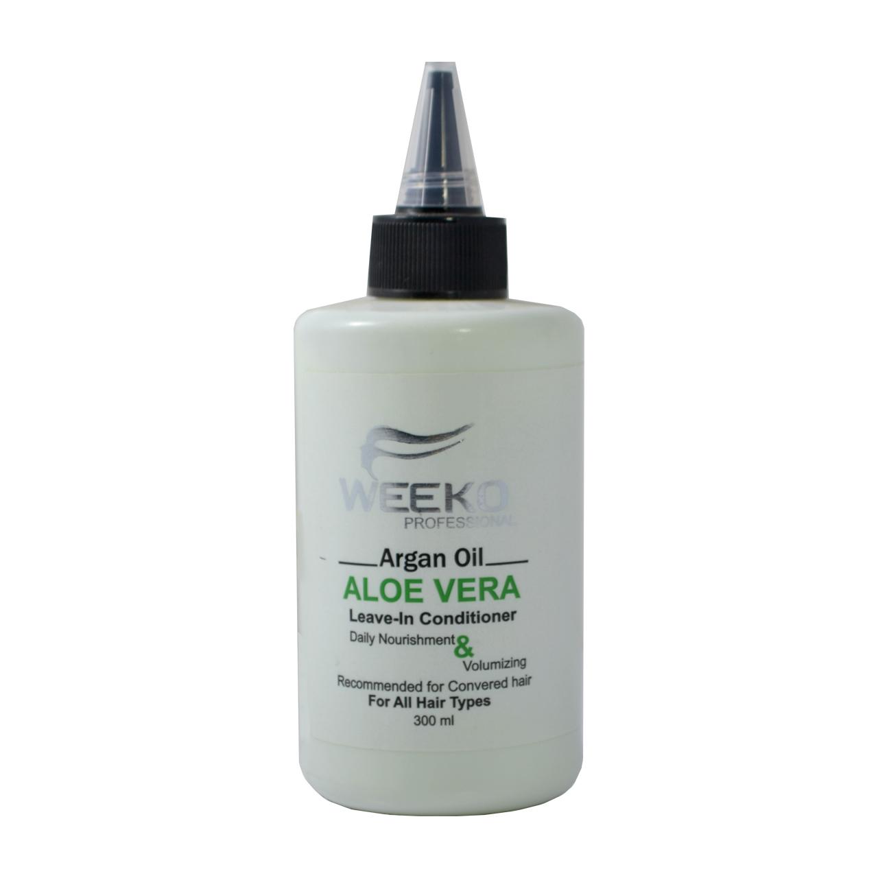 قیمت کرم موی ویکو مدل Aloe Vera حجم 300 میلی لیتر