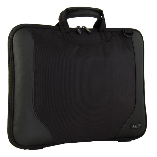 کیف لپ تاپ دستی اکسون مدل میلان مناسب برای لپ تاپ 15.6 اینچی