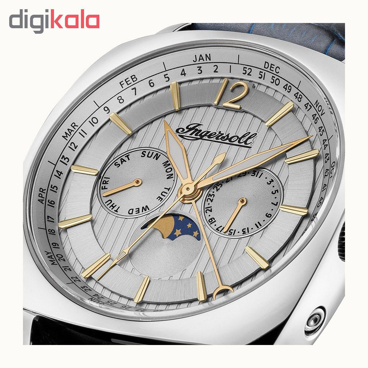 خرید ساعت مچی عقربه ای مردانه اینگرسل مدل I04101