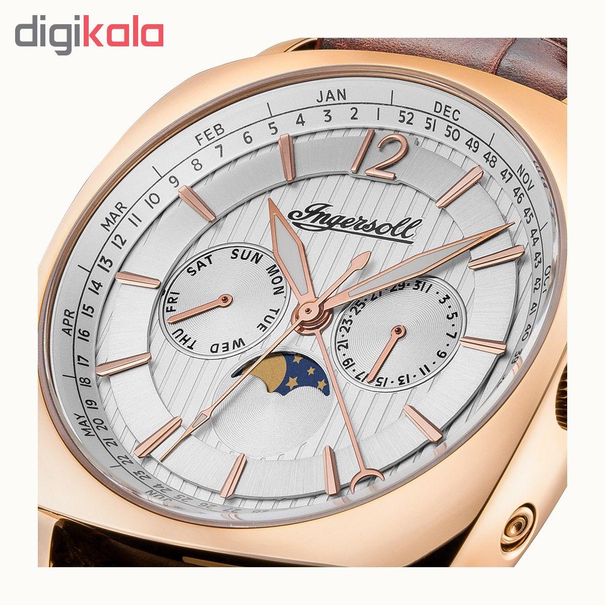 خرید ساعت مچی عقربه ای مردانه اینگرسل مدل I04103