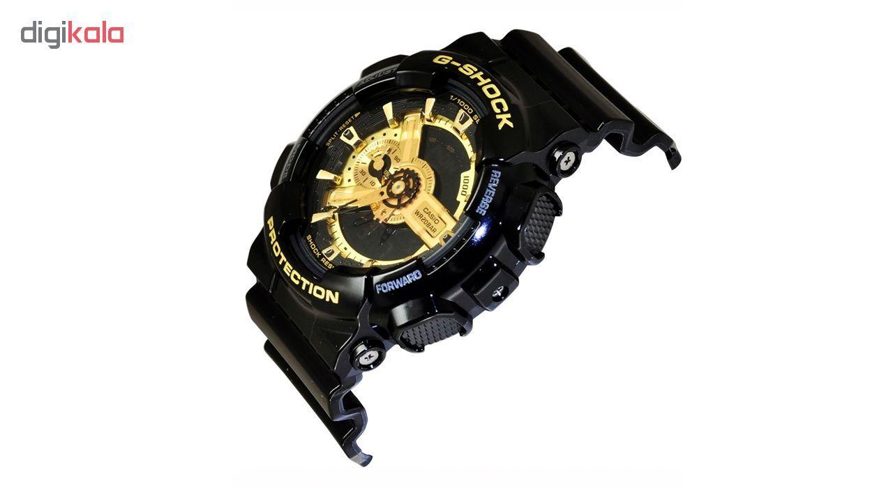ساعت مچی دیجیتالی کاسیو جی شاک GA-110GB-1ADR -  - 2