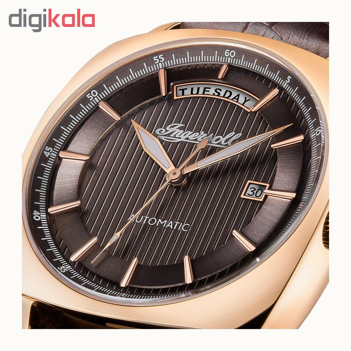 خرید ساعت مچی عقربه ای مردانه اینگرسل مدل I04203