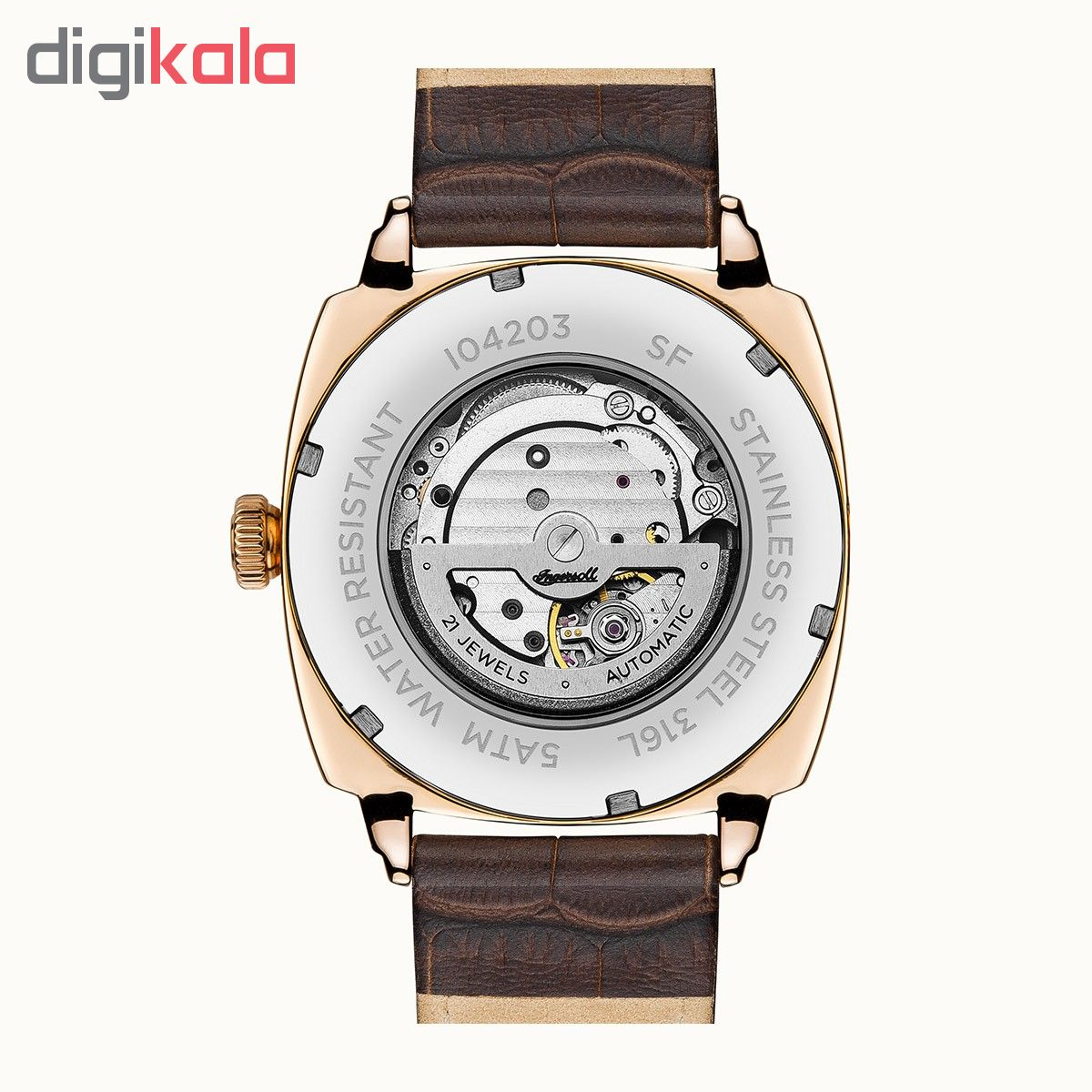 ساعت مچی عقربه ای مردانه اینگرسل مدل I04203