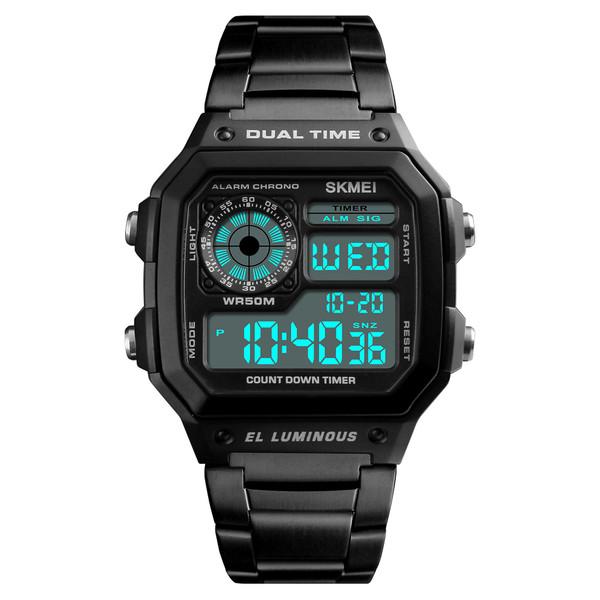 ساعت مچی دیجیتال اسکمی مدل 35-13