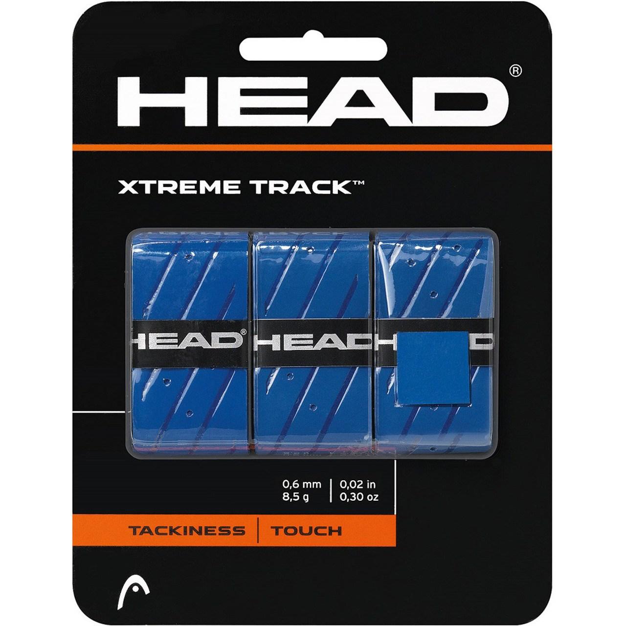خرید                     مجموعه 3 عددی اورگریپ راکت تنیس هد مدل Xtreme Track