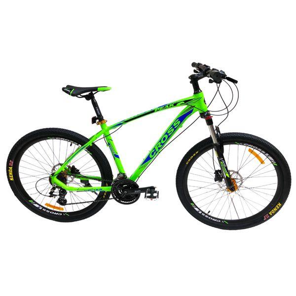 دوچرخه کوهستان کراس مدل PEAK سایز 27.5