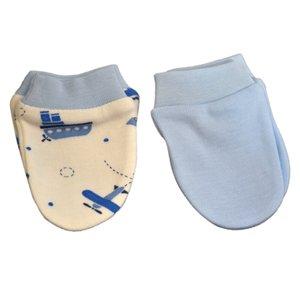 دستکش نوزادی مدل BK52021.3 مجموعه 2 عددی