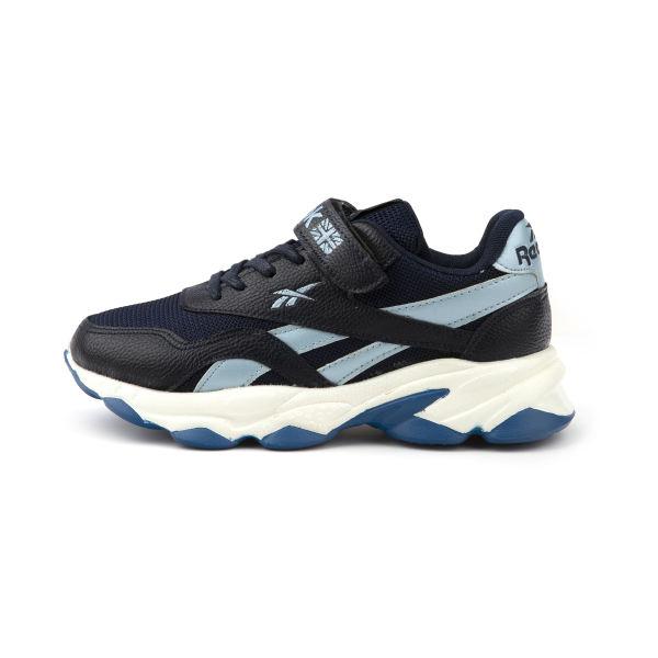 کفش مخصوص پیاده روی پسرانه مدل هامون کد 101 bl غیر اصل