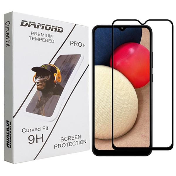 محافظ صفحه نمایش سرامیکی  دیاموند مدل +PRO مناسب برای گوشی سامسونگ Galaxy A32/A42/A12