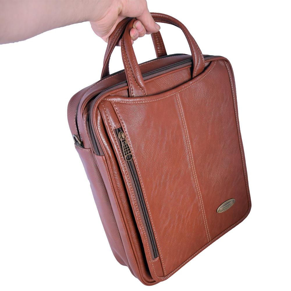کیف دستی چرم ما مدل SM-12 -  - 26