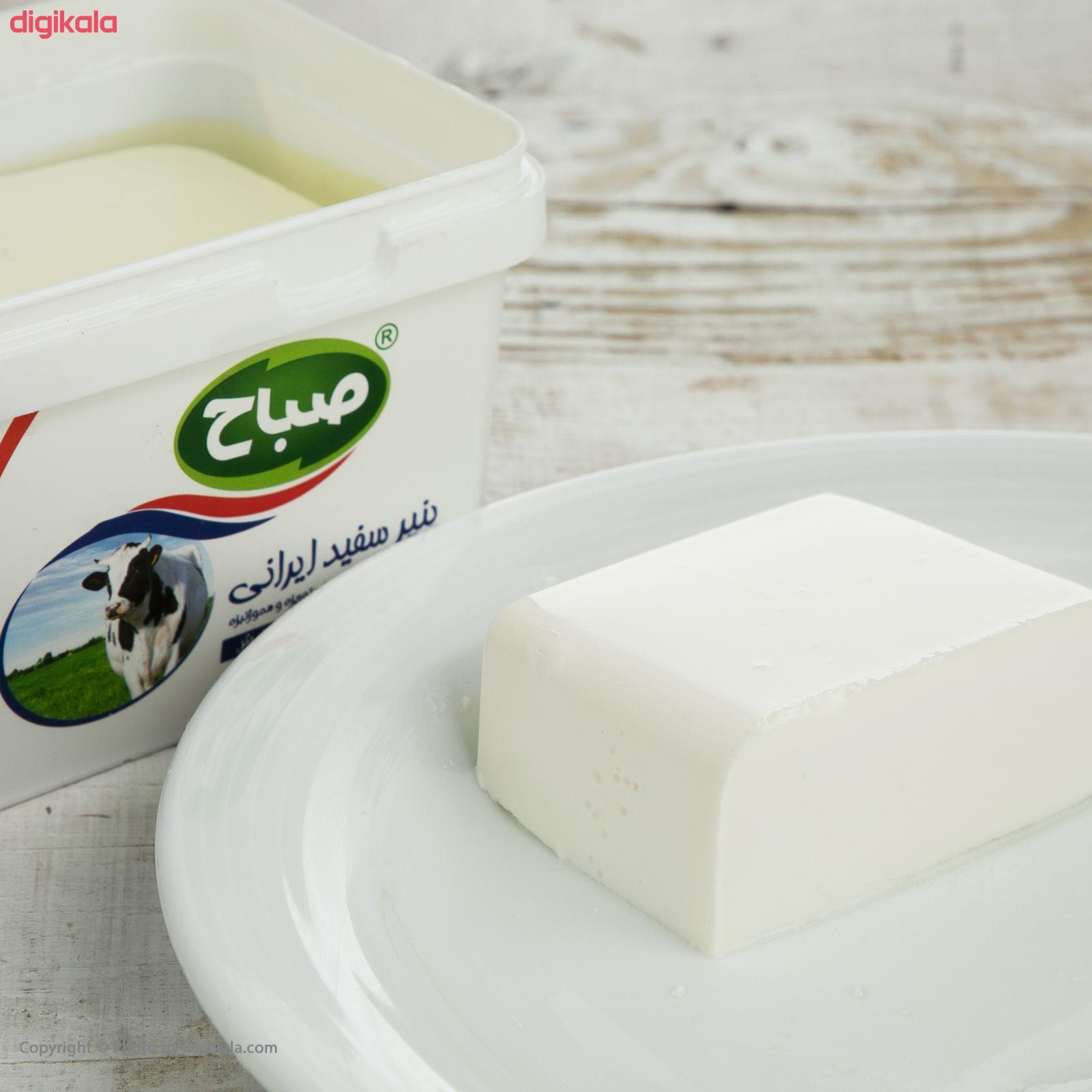 پنیر سفید صباح - 900 گرم main 1 7