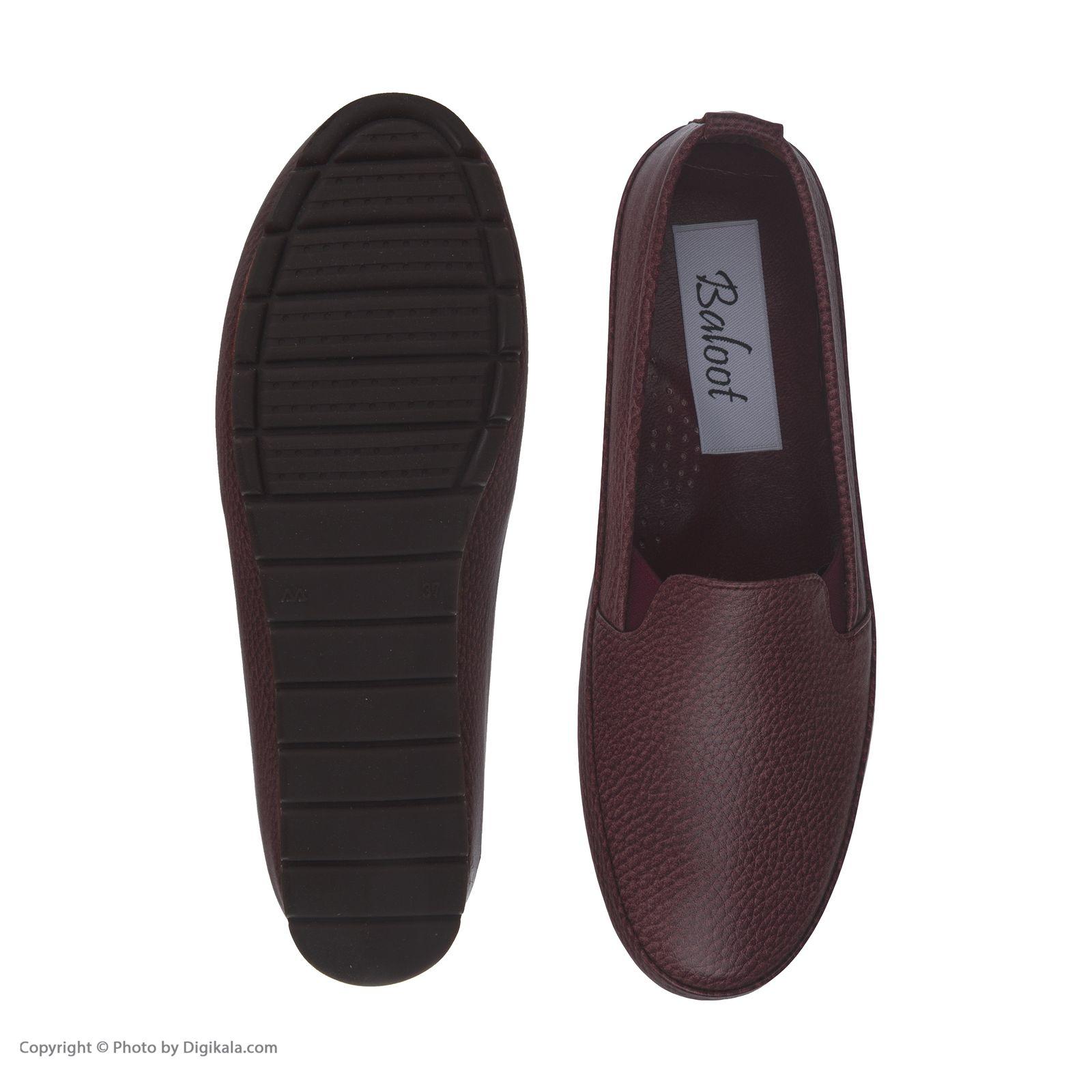 کفش روزمره زنانه بلوط مدل 5313A500115 -  - 4