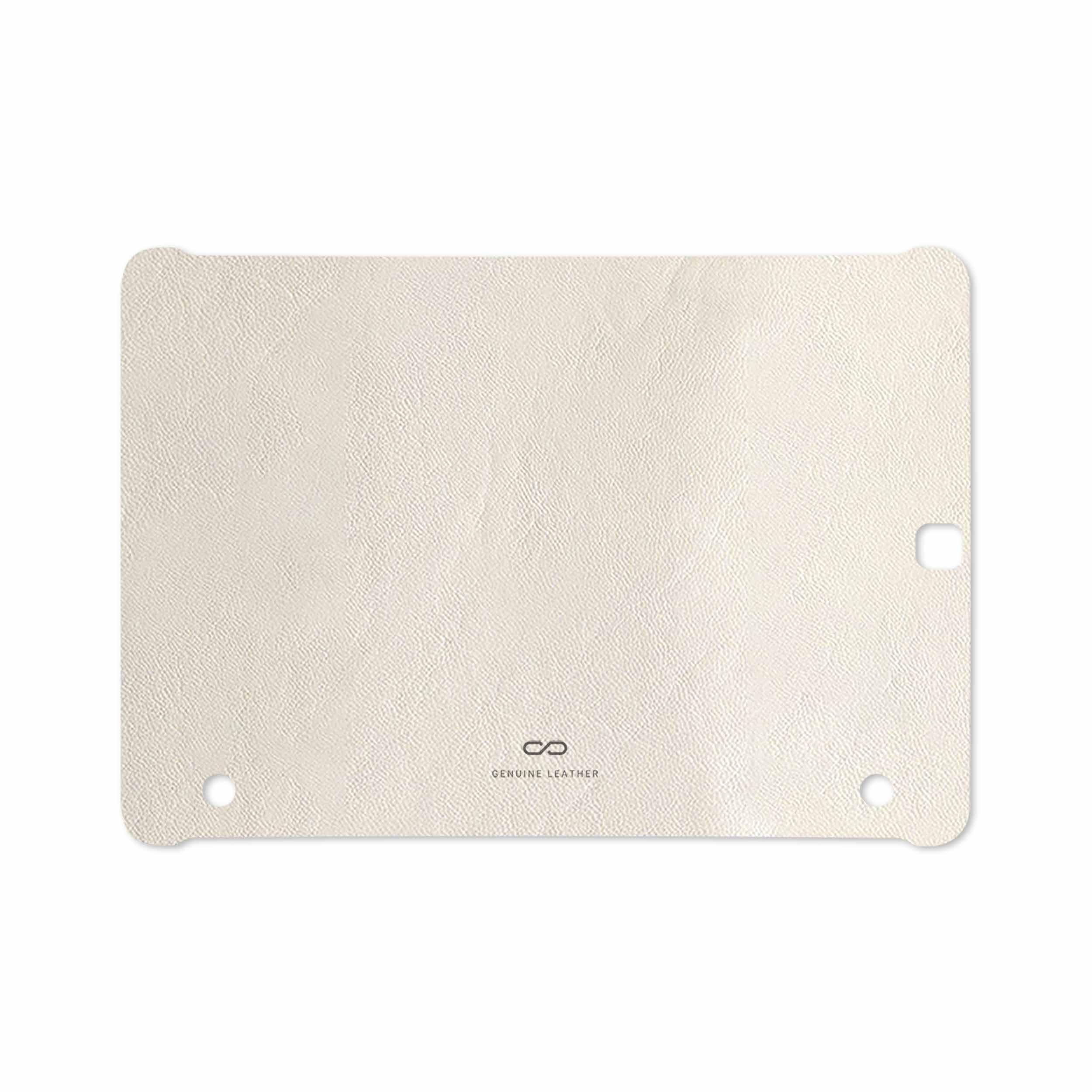 بررسی و خرید [با تخفیف]                                     برچسب پوششی ماهوت مدل Corn-Silk-Leather مناسب برای تبلت سامسونگ Galaxy Tab S2 9.7 2016 T819N                             اورجینال