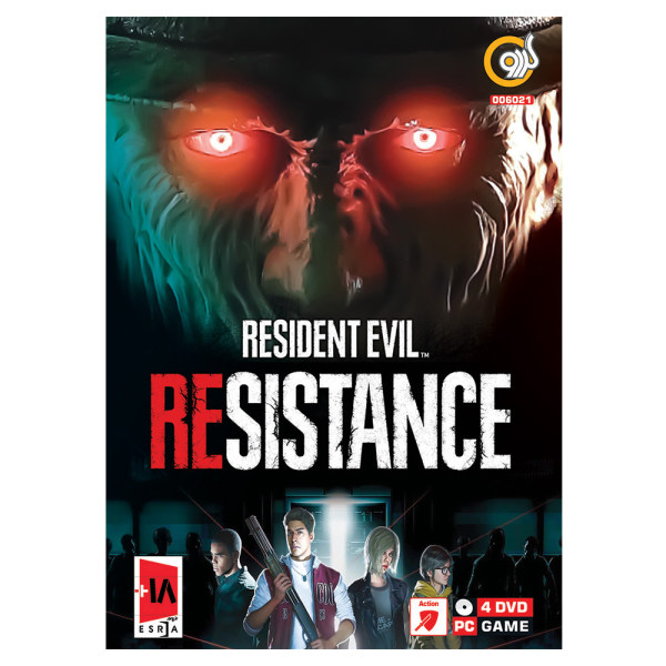 بازی Resident Evil Resistance مخصوص PC نشر گردو