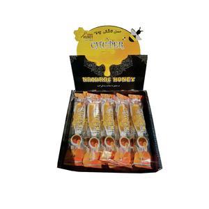 عسل قاشقی چوپِر بسته 24 عددی
