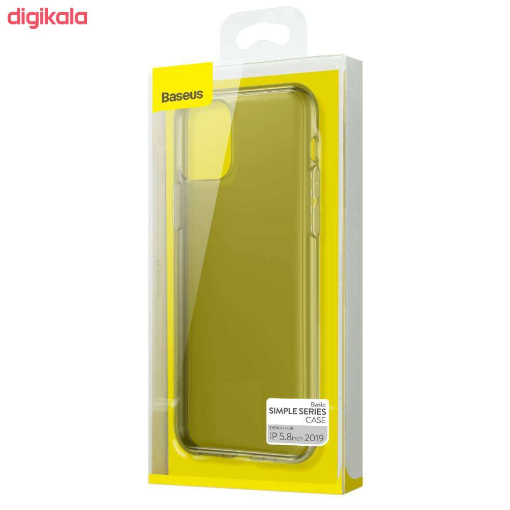 کاور باسئوس مدل ARAPIPH58S-01 مناسب برای گوشی موبایل اپل iPhone 11 Pro main 1 5