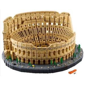 لگو مدل ماکت بزرگ کولوسئوم رم