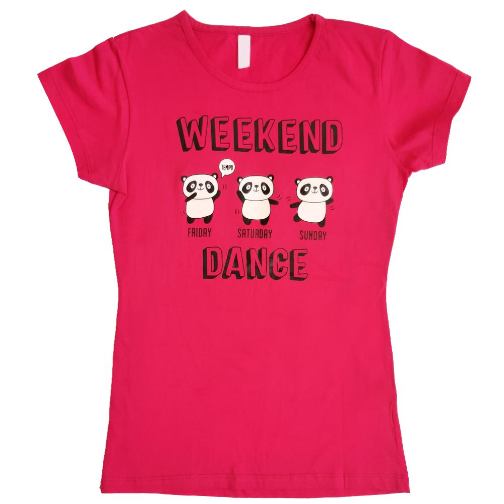 تی شرت زنانه کد TSH4B