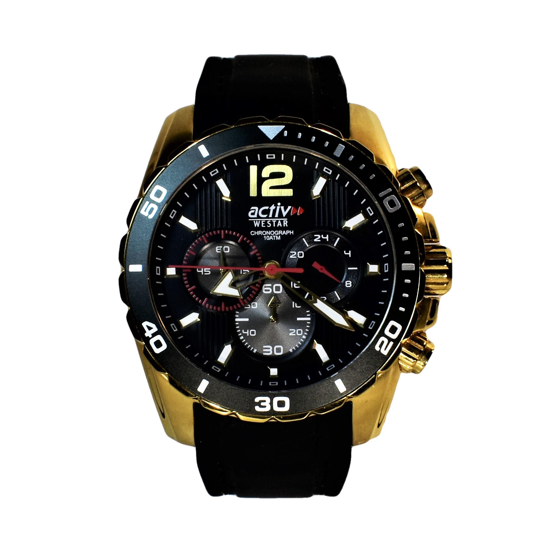 ساعت مچی عقربهای مردانه اکتیو مدل 90104GPN