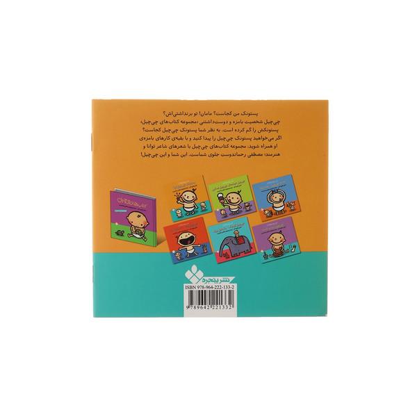 کتاب پستونک چی چیل کو اثر لسلی پاتری سلیانتشارات پنجره