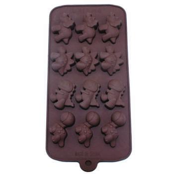 قالب شکلات طرح دایناسور کد 86.3
