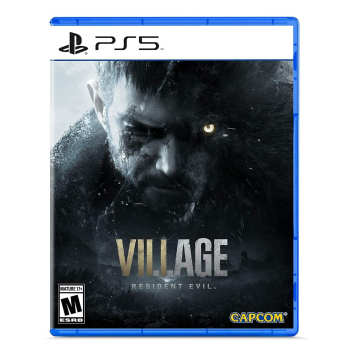 بازی Resident Evil 8 : Village مخصوص PS5