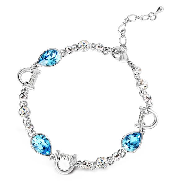 دستبند زنانه شهر جواهر مدل SJ-BC021