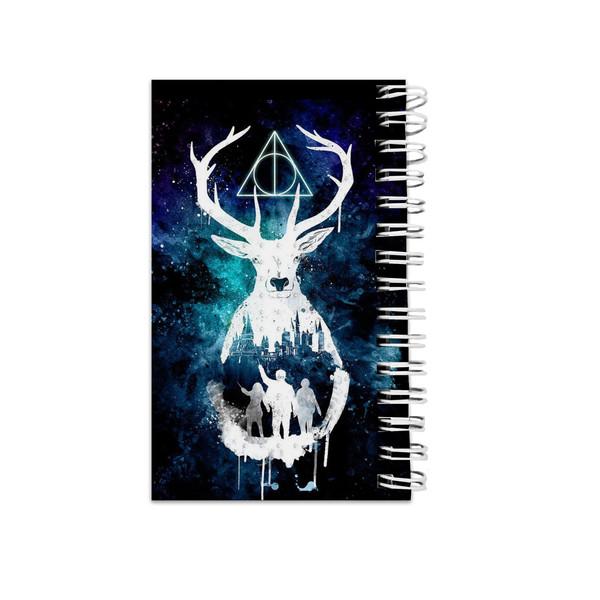 دفترچه یادداشت مدل to do list طرح هری پاتر کد 3038962