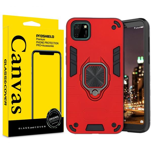 کاور کانواس مدل RHINO SERIES مناسب برای گوشی موبایل هوآوی Y5p/Y5 2020/ آنر 9s