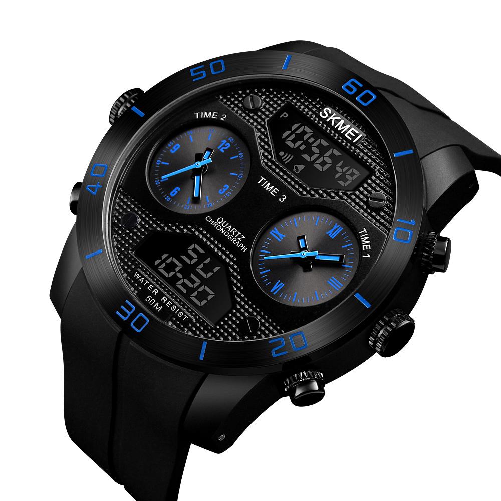 ساعت مچی  مردانه اسکمی مدل 55-13 کد 02              اصل