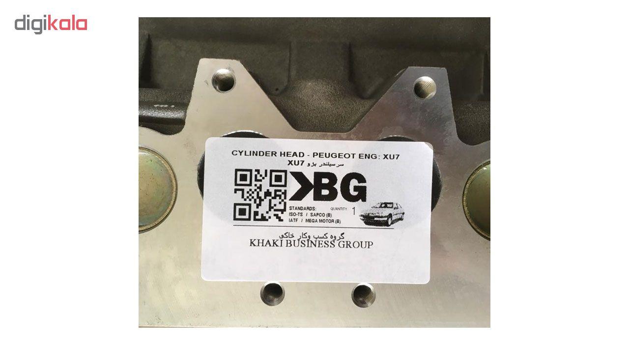سرسیلندر کی بی جی مدل XU7 مناسب برای پژو 405 main 1 4