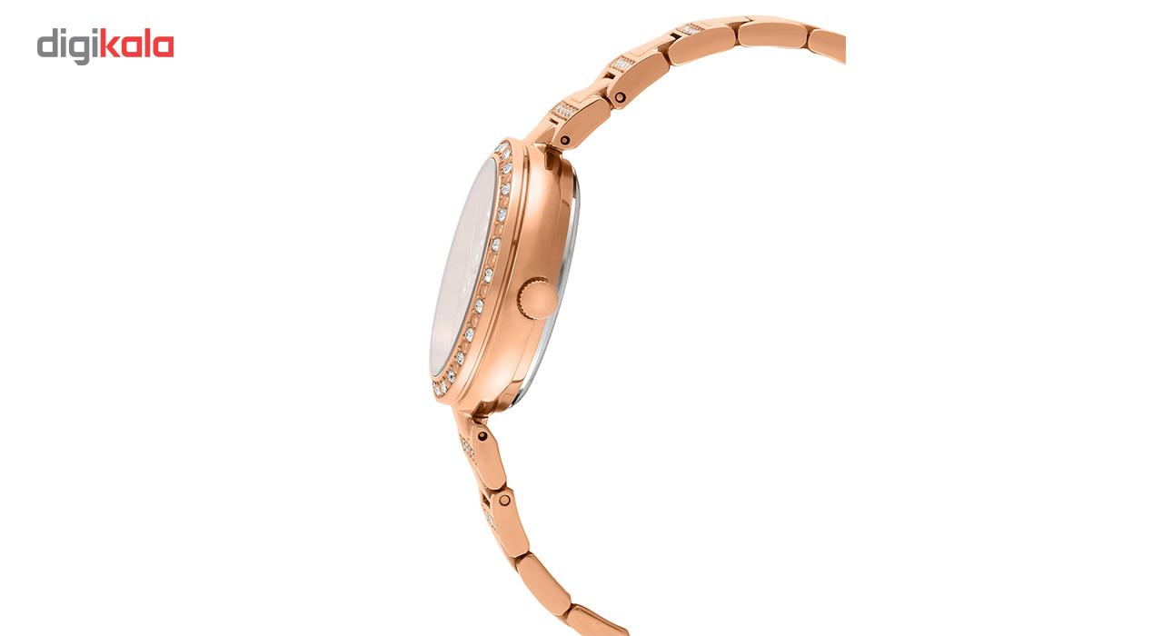 ساعت مچی عقربه ای زنانه کاسیو مدل SHE-3043PG-9AUDR
