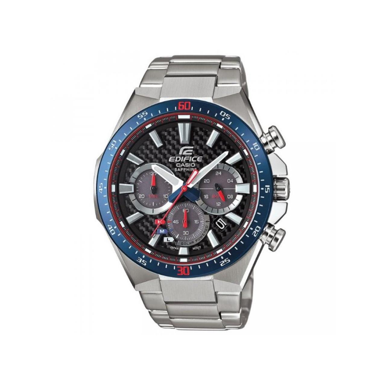 ساعت مچی عقربه ای مردانه کاسیو ادیفایس مدل EFS-S520TR-1ADR 101