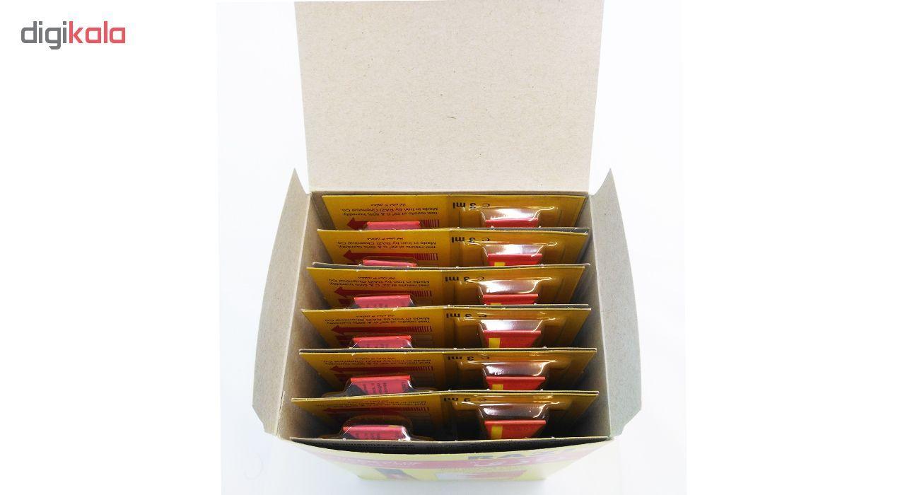 چسب قطره ای رازی مدل Super Glue حجم 3 میلی لیتر بسته 12 عددی main 1 5